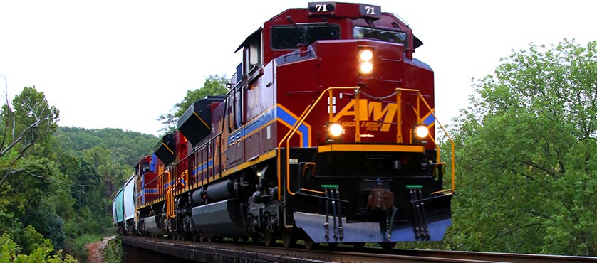 Passenger & Freight Train | Real Estate | Arkansas Missouri